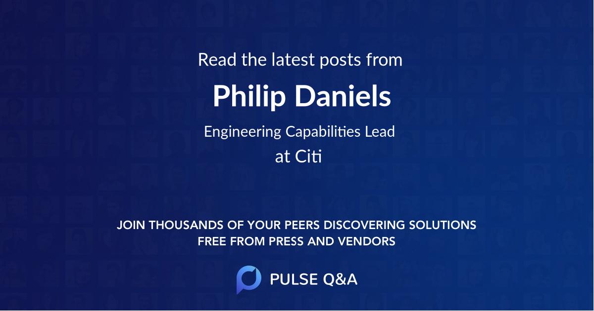 Philip Daniels