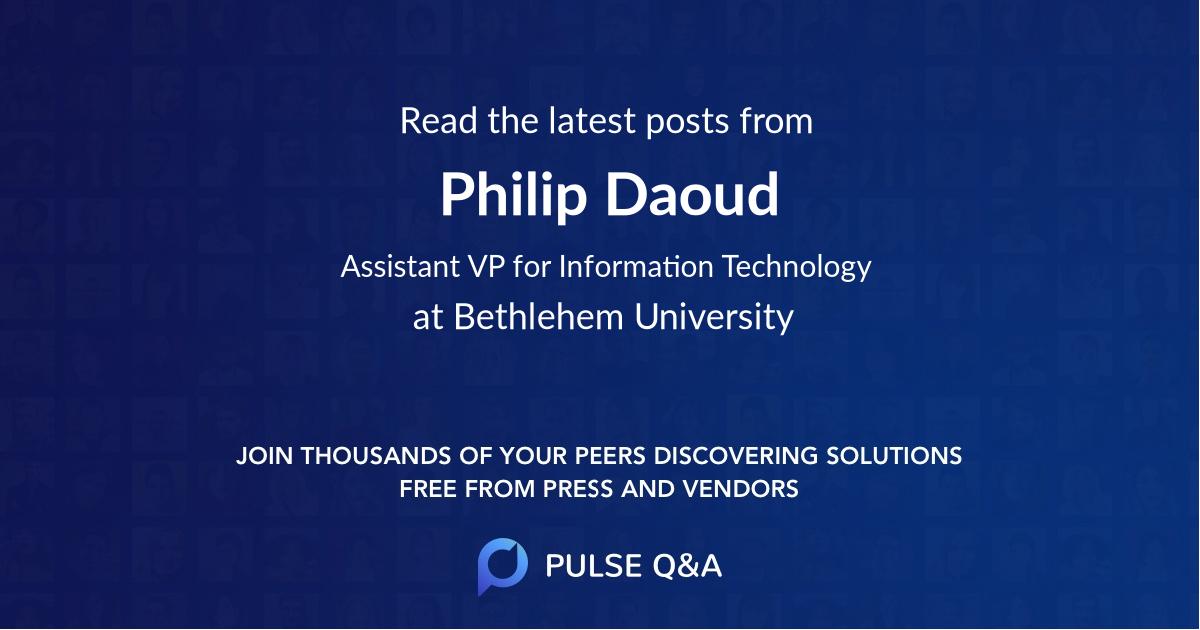 Philip Daoud