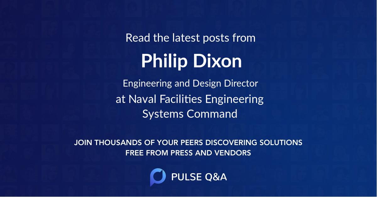 Philip Dixon