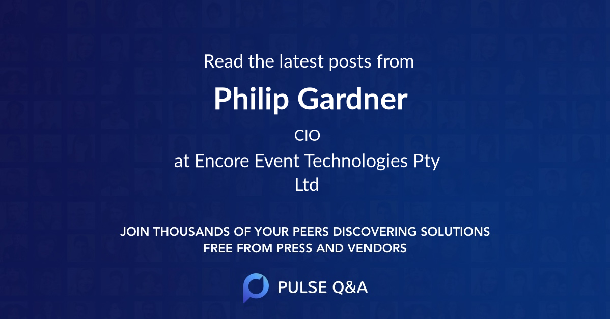 Philip Gardner