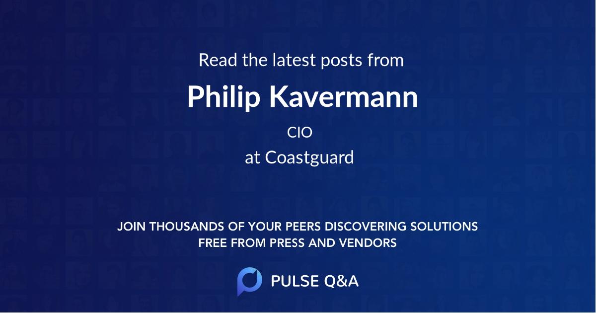 Philip Kavermann