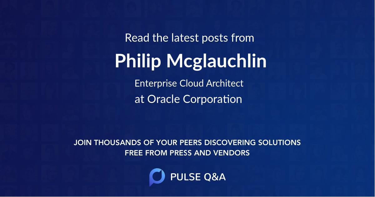 Philip Mcglauchlin