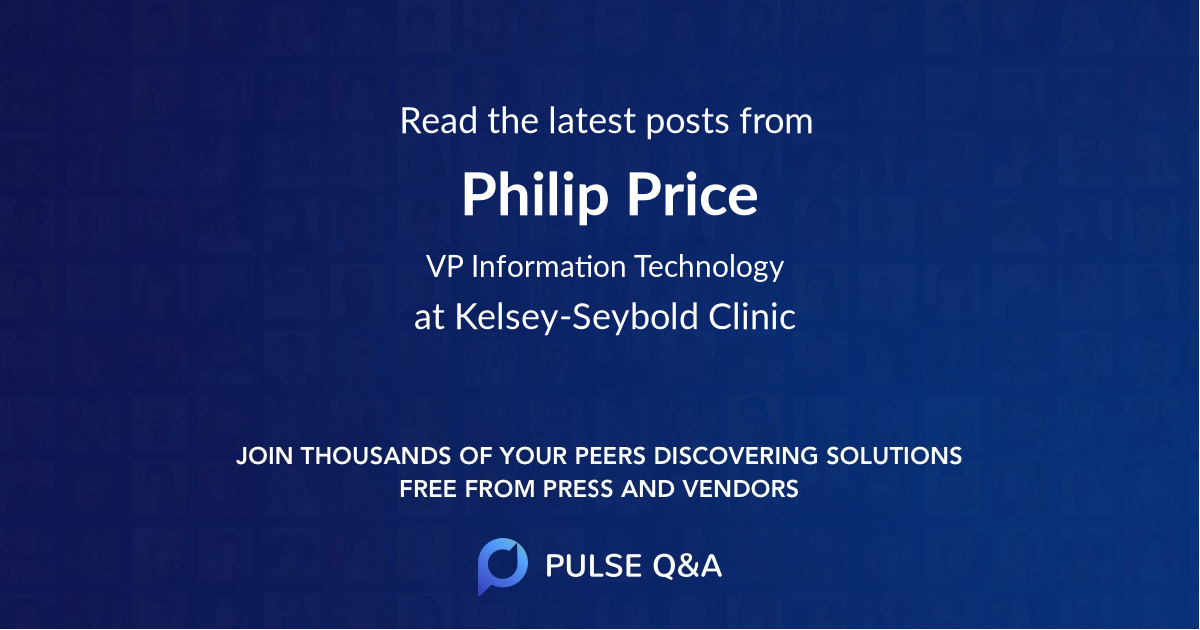 Philip Price