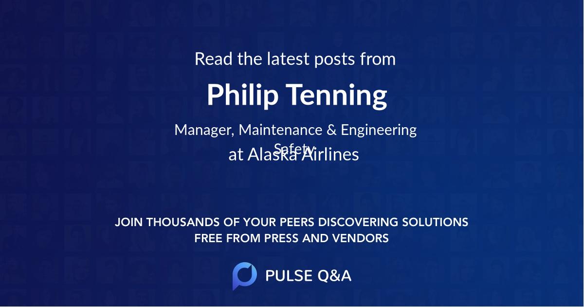 Philip Tenning