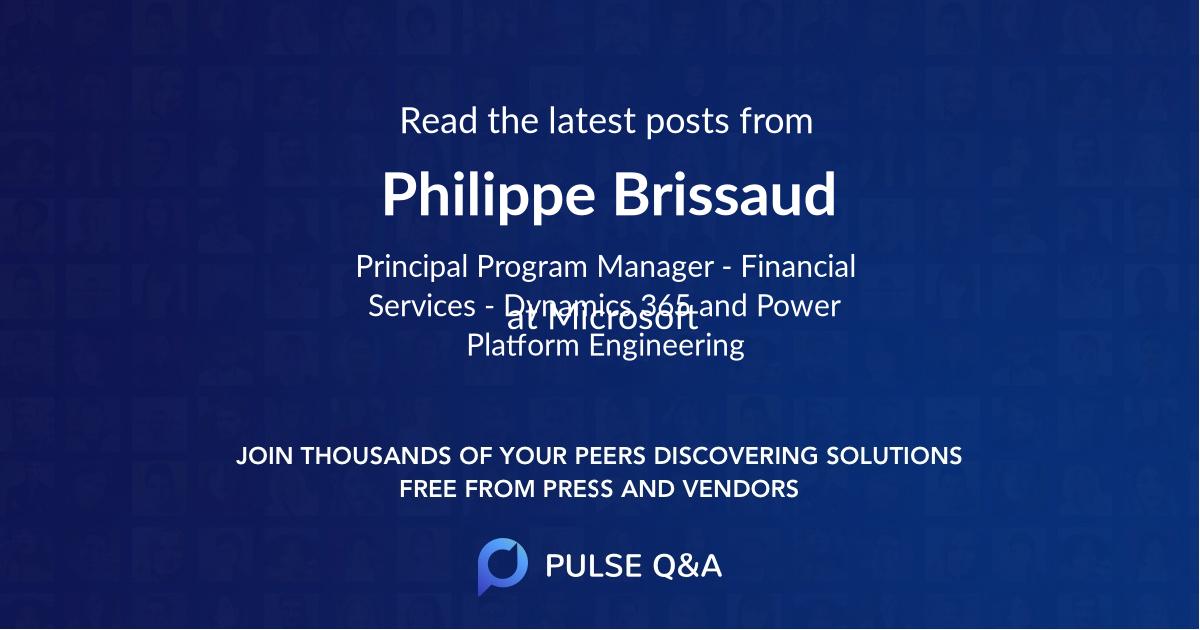 Philippe Brissaud