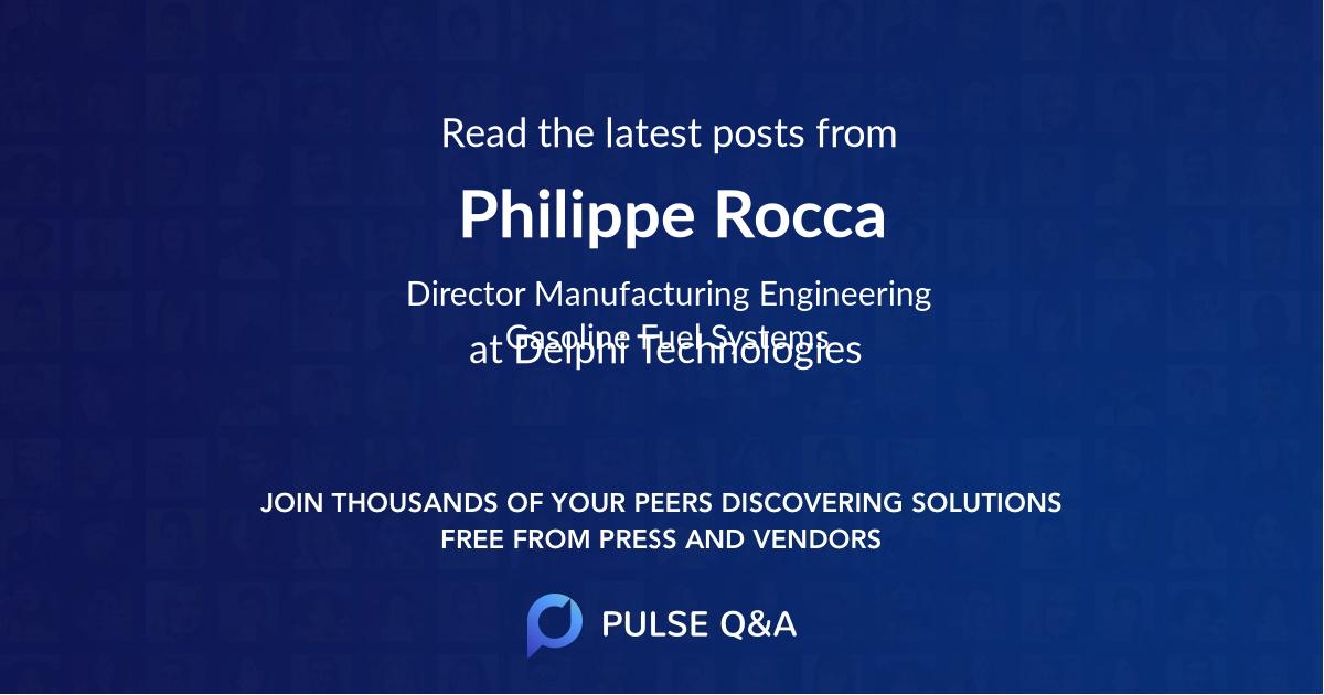 Philippe Rocca
