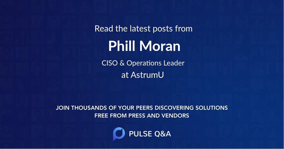Phill Moran