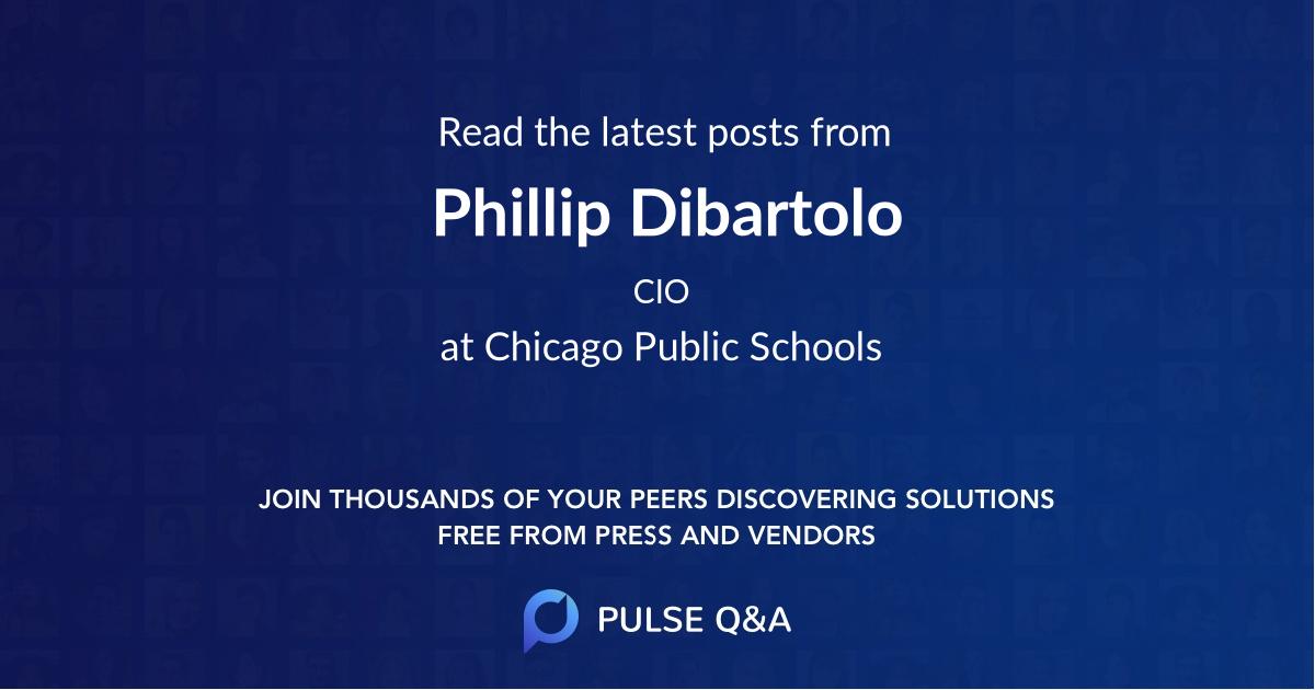 Phillip Dibartolo