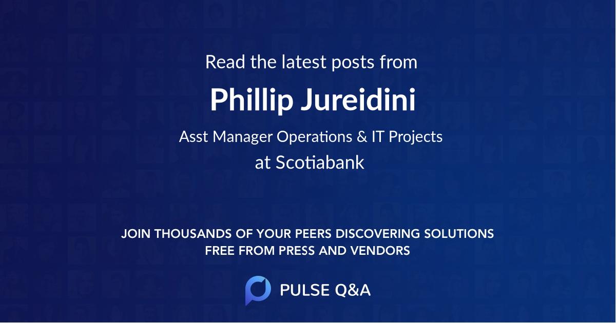 Phillip Jureidini