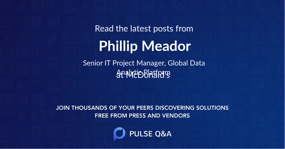 Phillip Meador