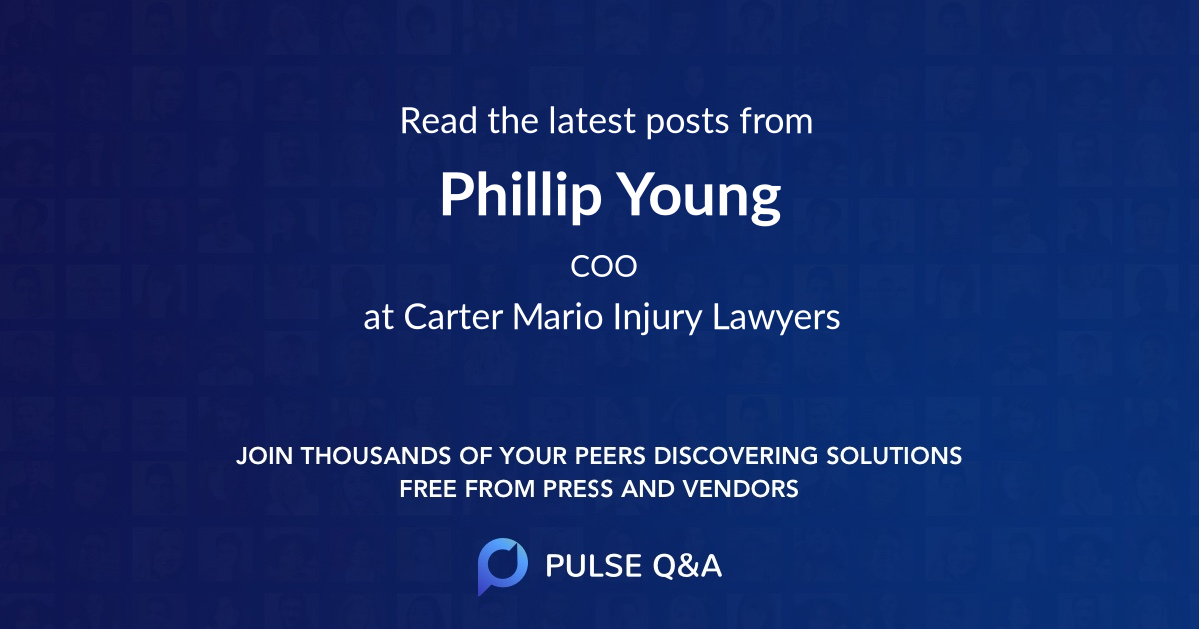 Phillip Young