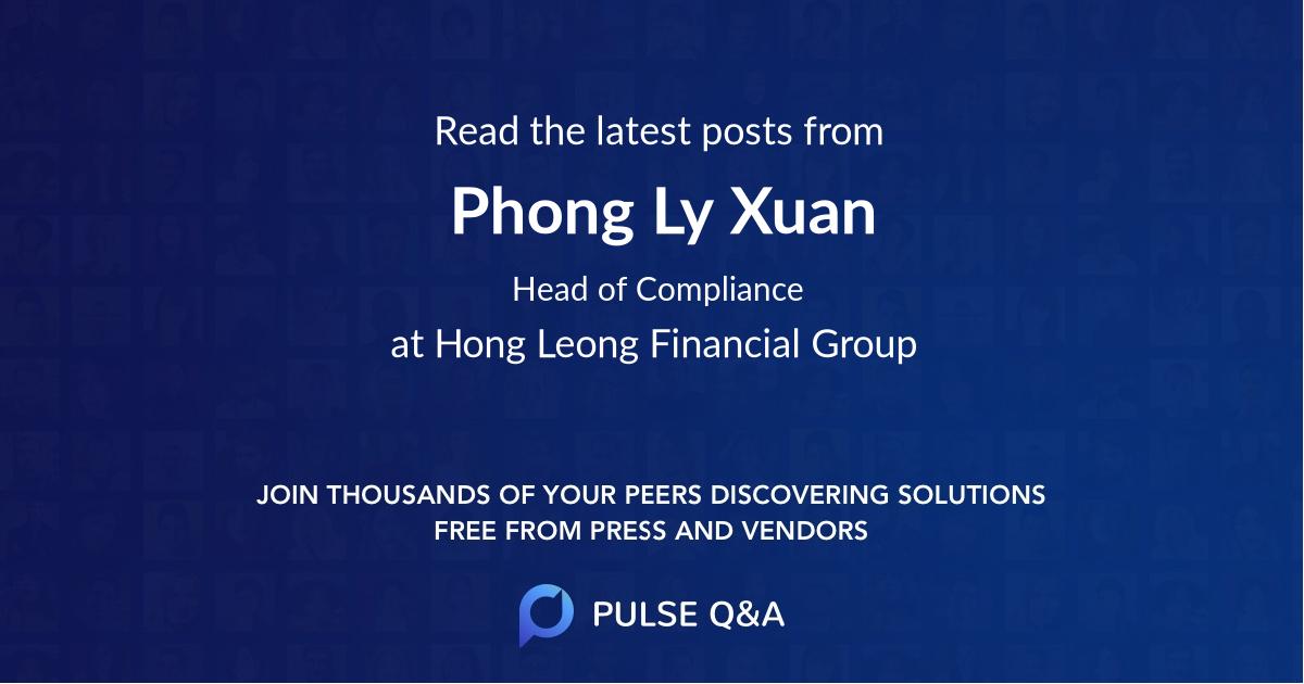 Phong Ly Xuan