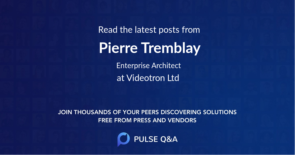 Pierre Tremblay
