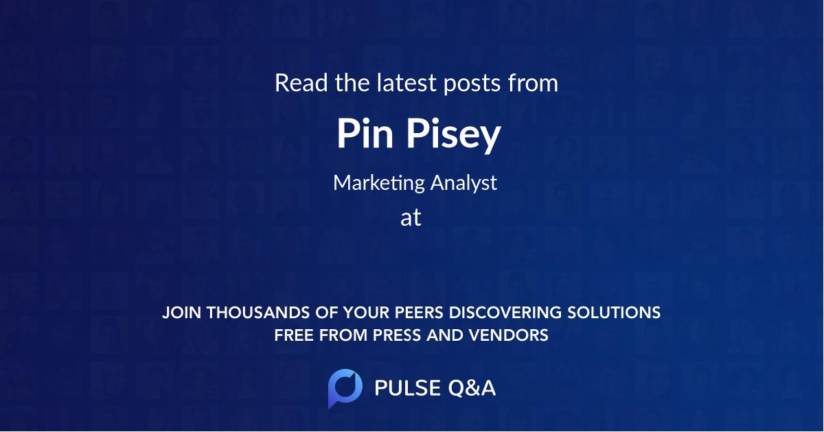 Pin Pisey