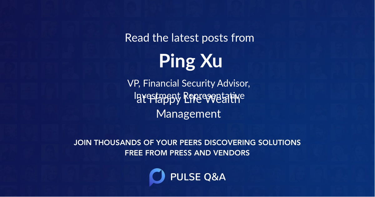 Ping Xu