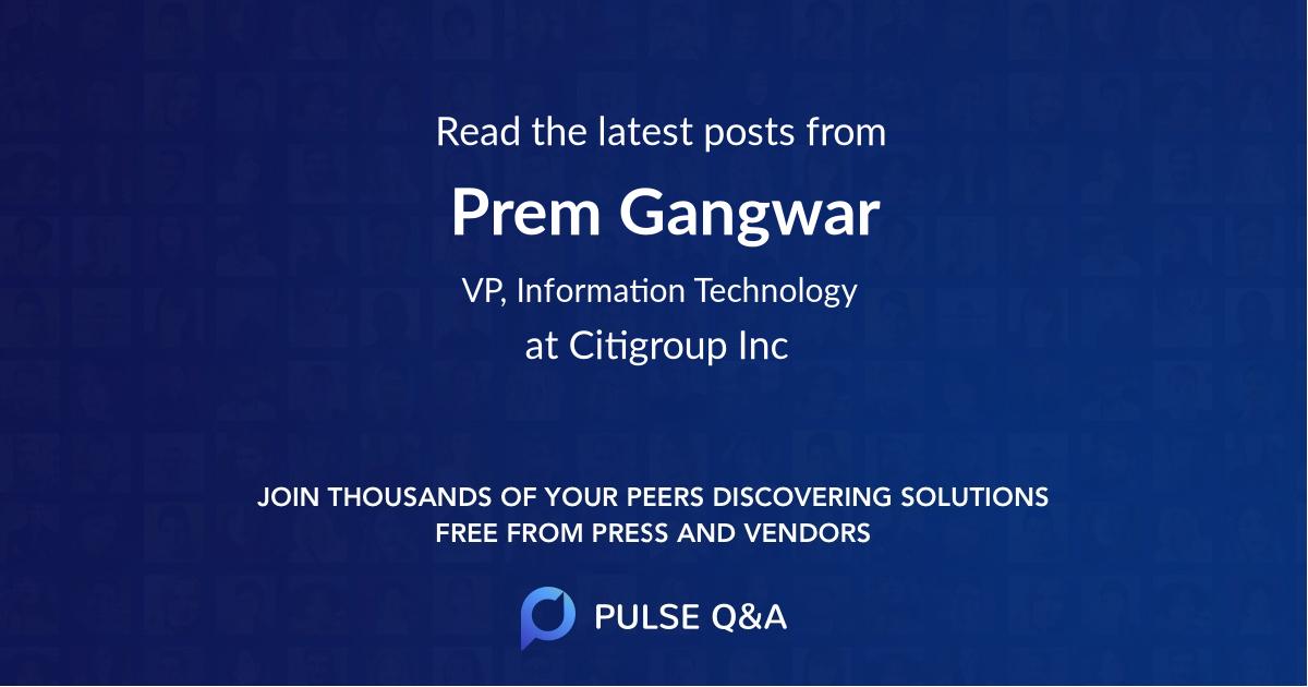 Prem Gangwar