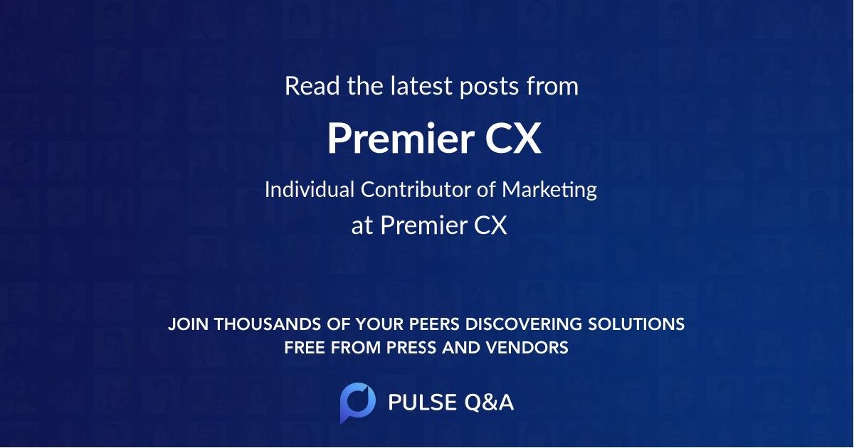 Premier CX