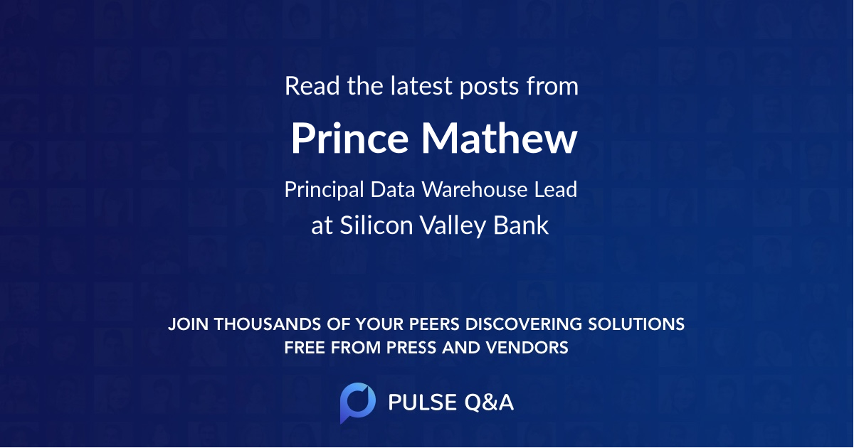 Prince Mathew