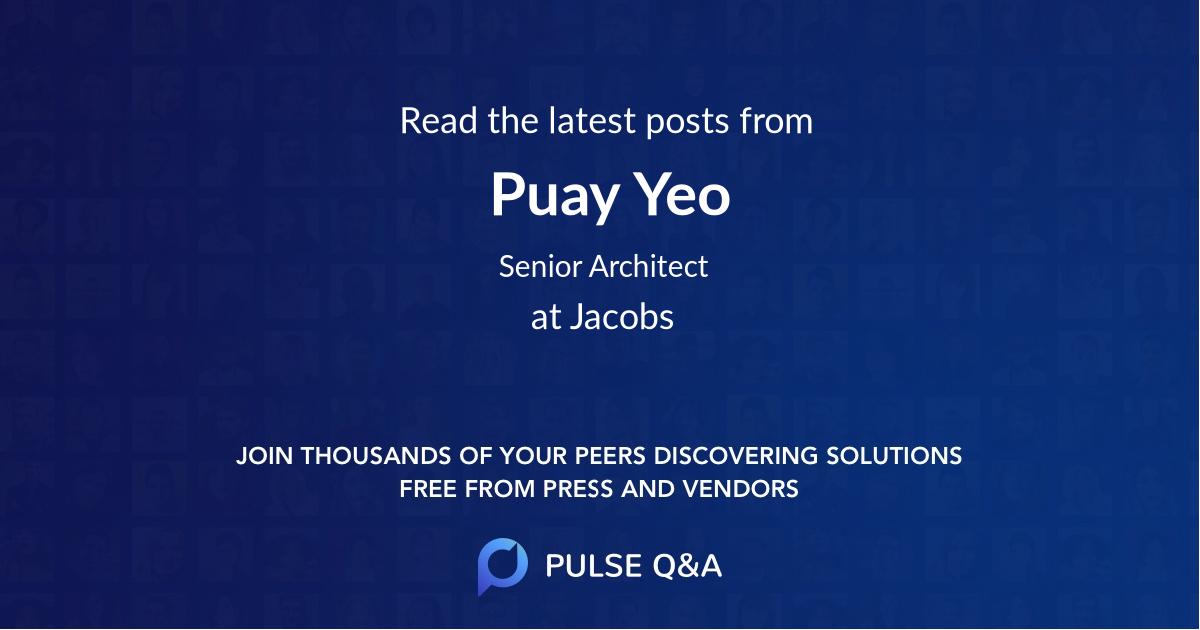 Puay Yeo