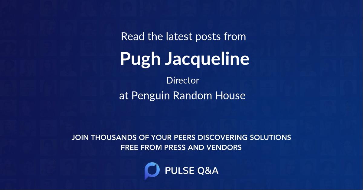 Pugh Jacqueline