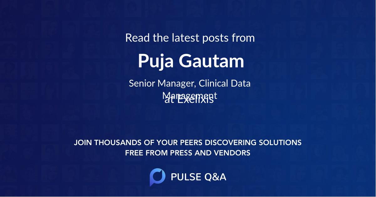 Puja Gautam