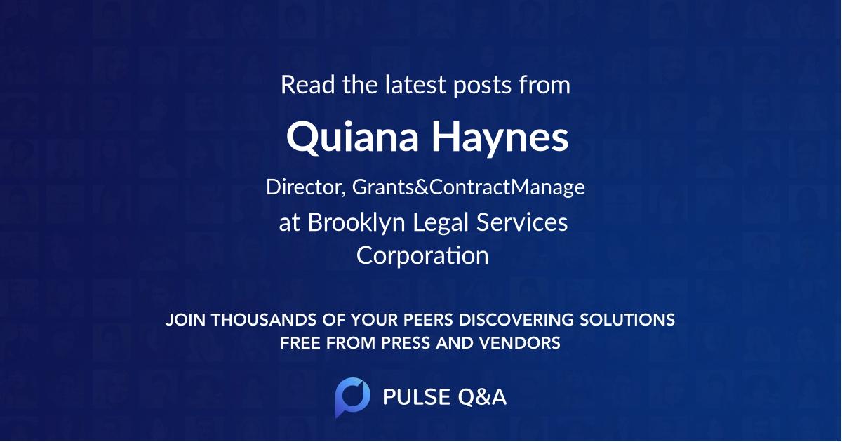 Quiana Haynes
