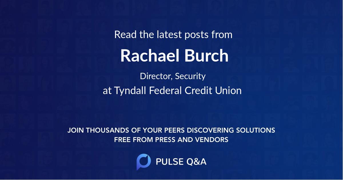 Rachael Burch