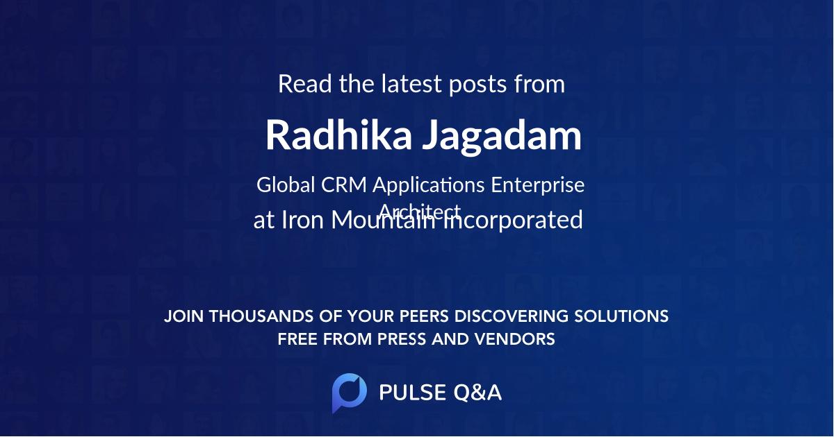 Radhika Jagadam