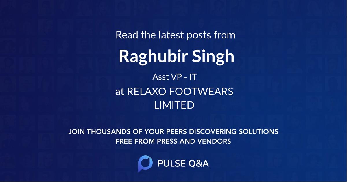 Raghubir Singh