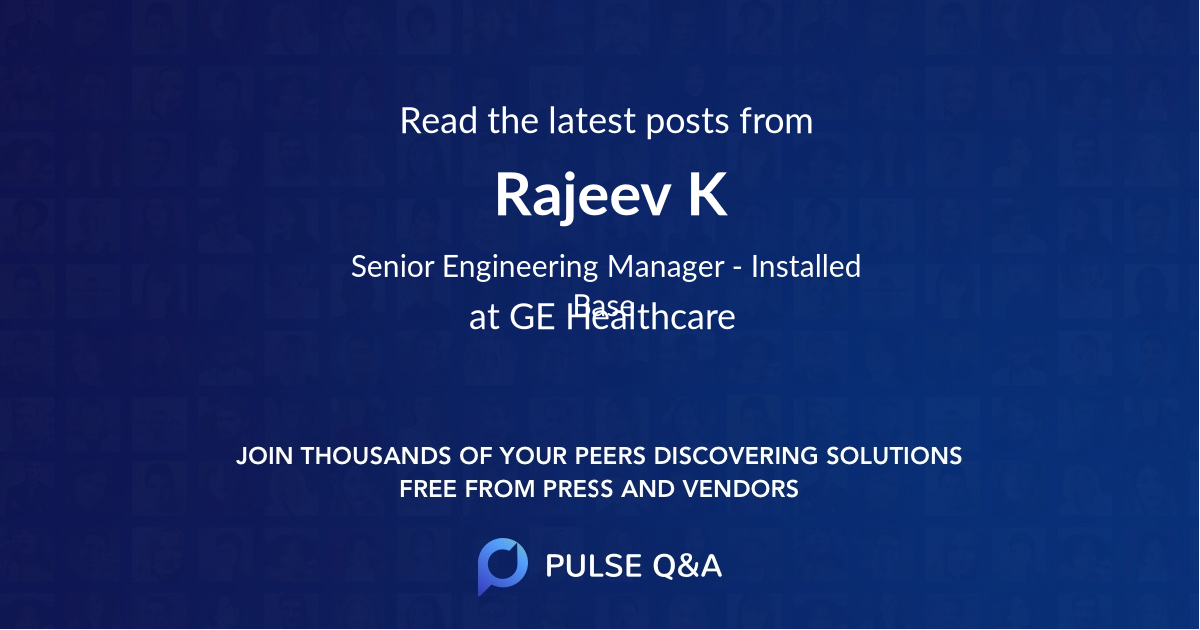 Rajeev K
