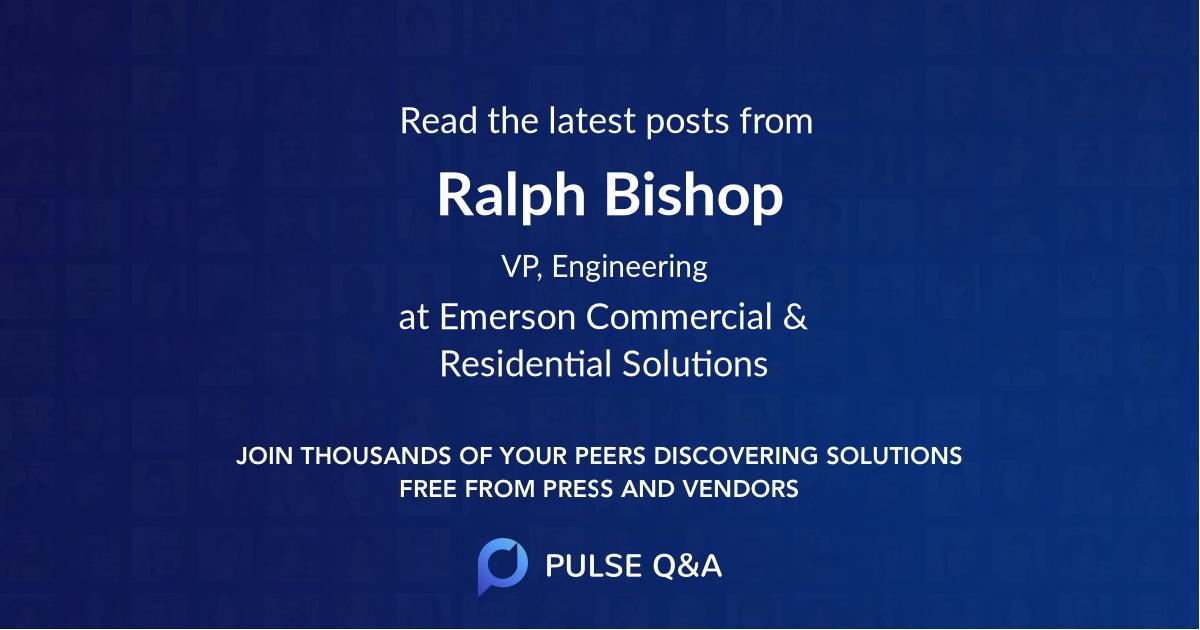 Ralph Bishop