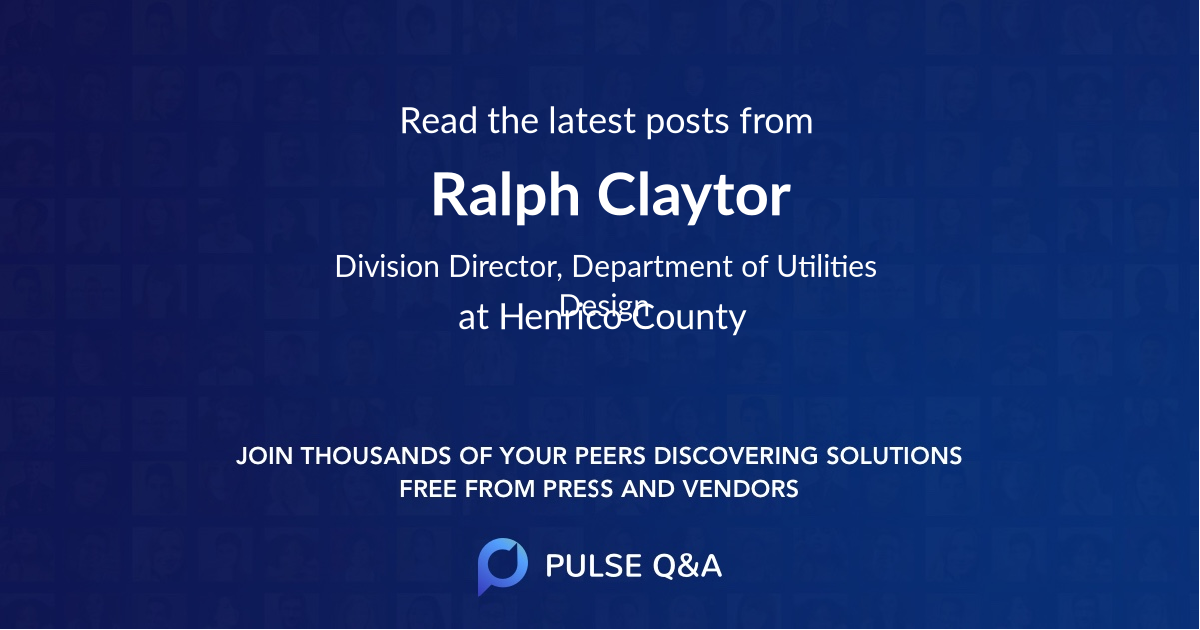 Ralph Claytor