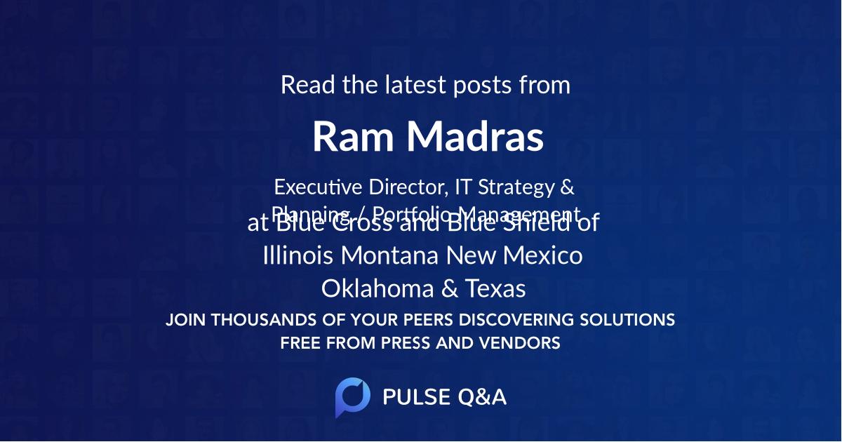 Ram Madras