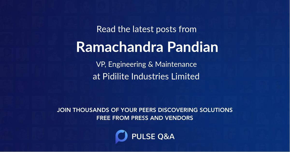 Ramachandra Pandian