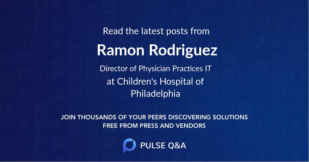 Ramon Rodriguez