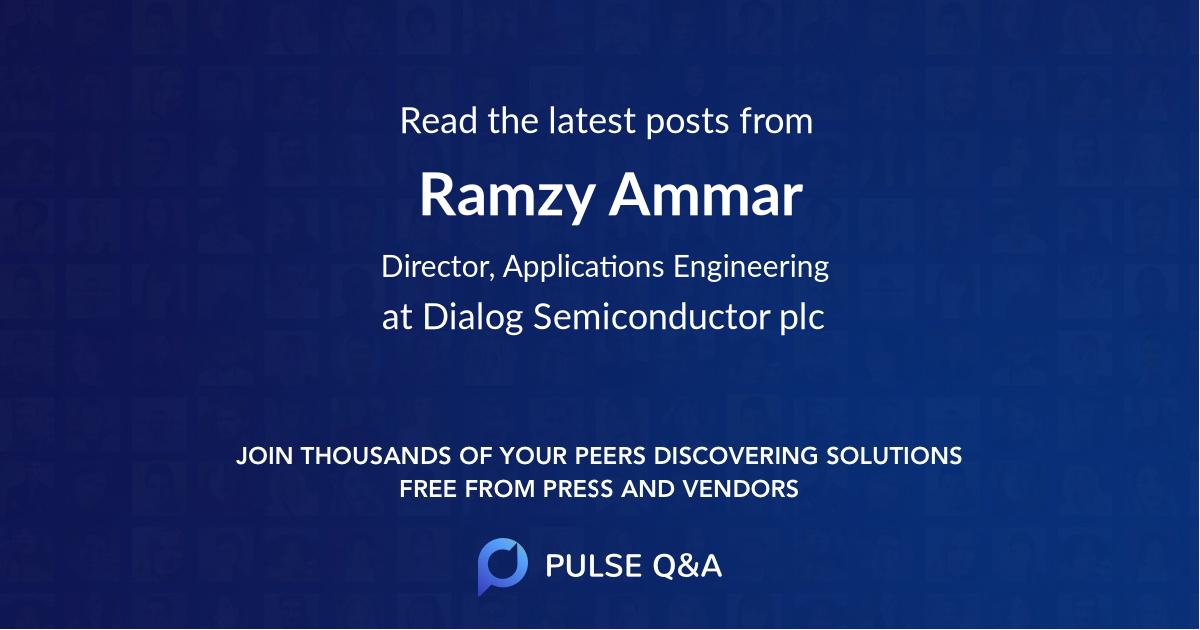 Ramzy Ammar