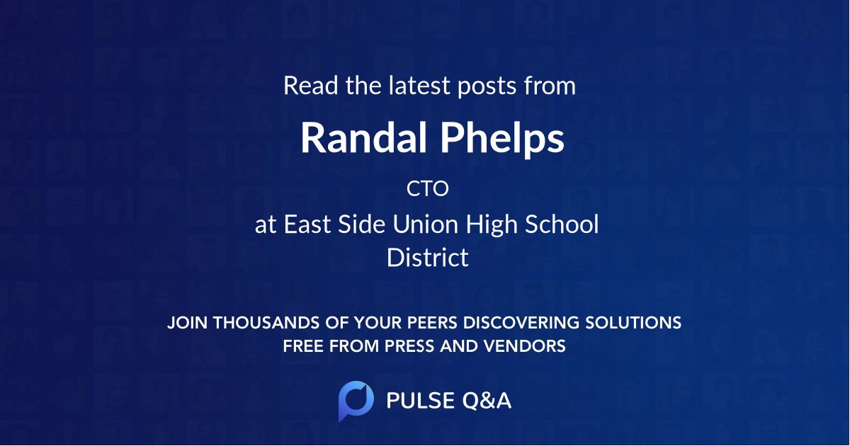 Randal Phelps