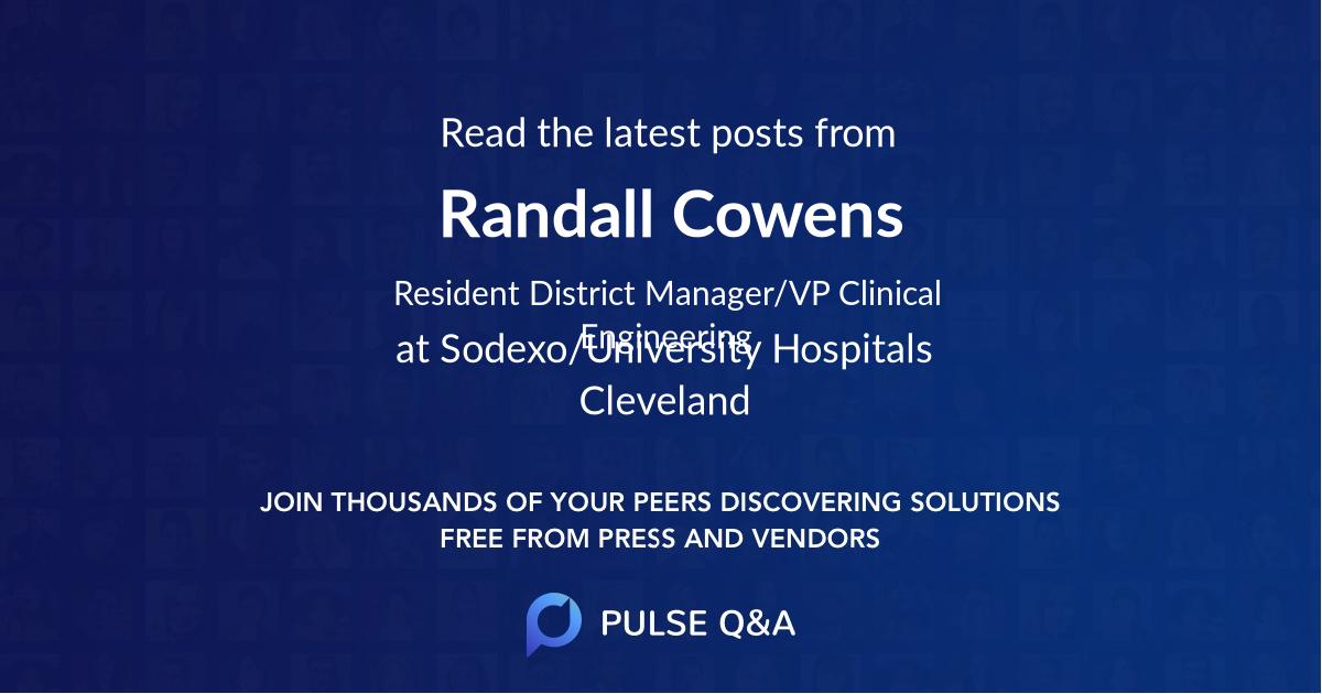 Randall Cowens