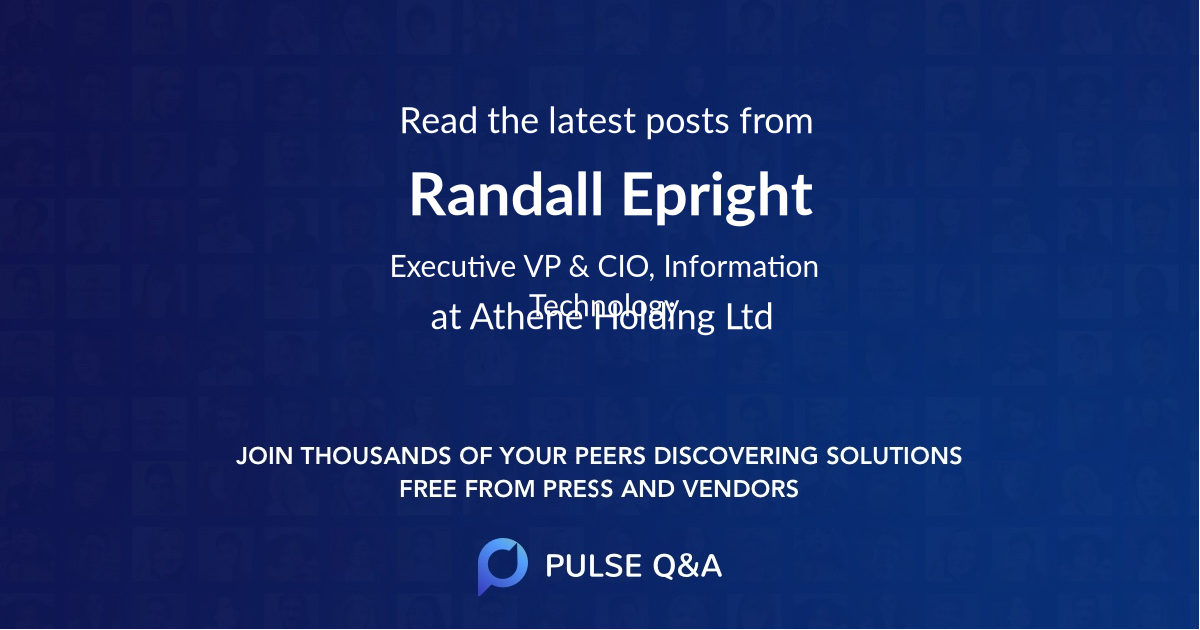 Randall Epright