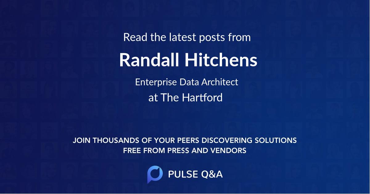 Randall Hitchens