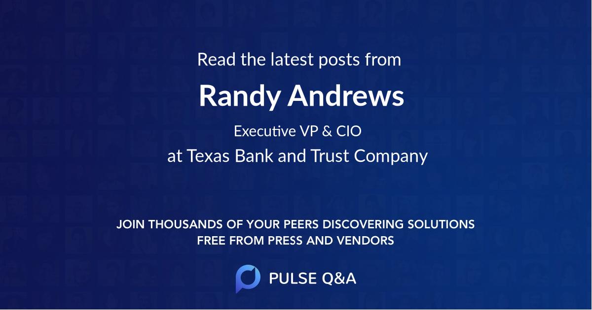 Randy Andrews