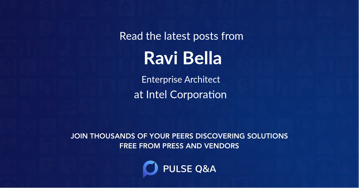 Ravi Bella