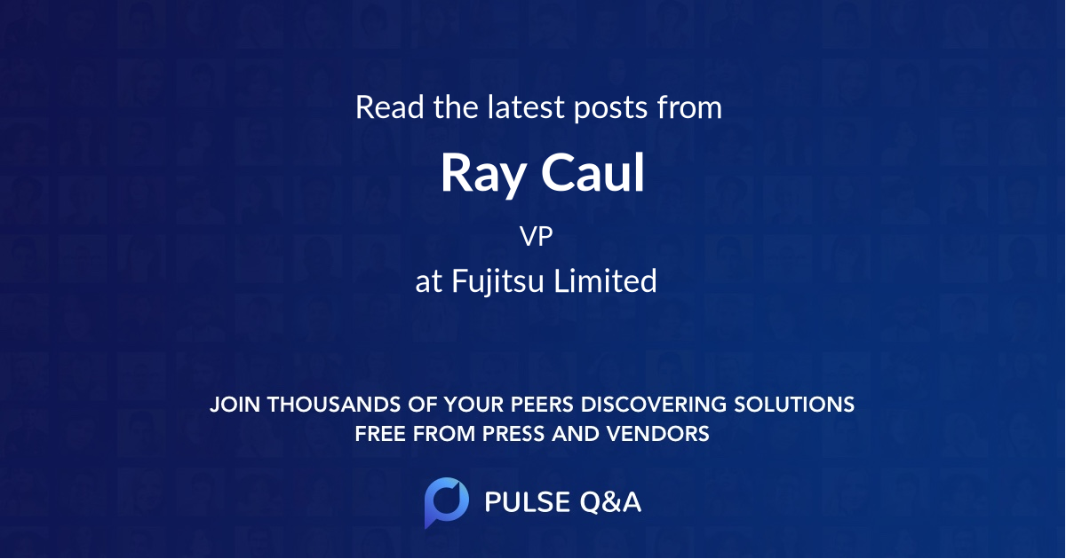 Ray Caul