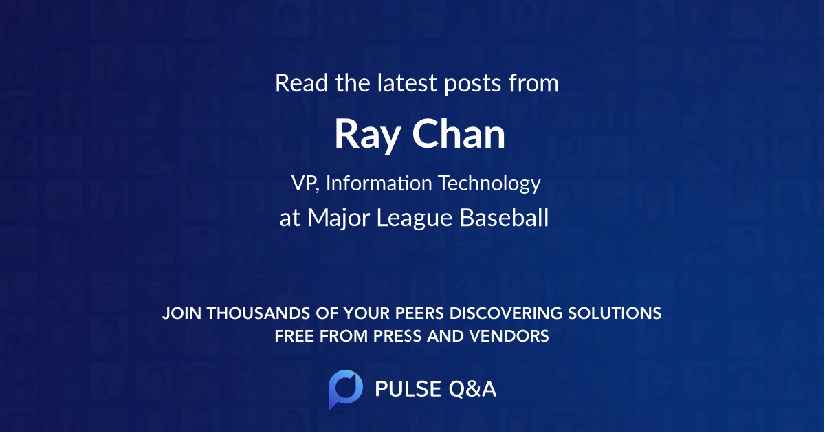 Ray Chan