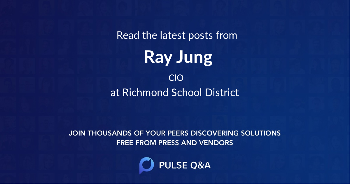 Ray Jung