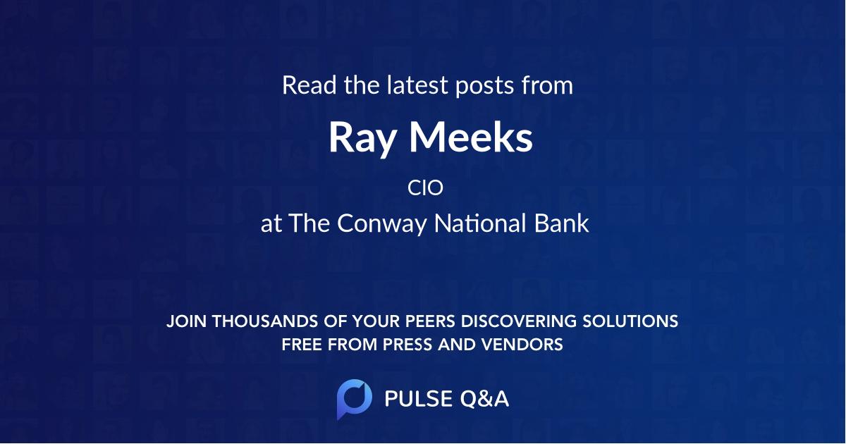 Ray Meeks