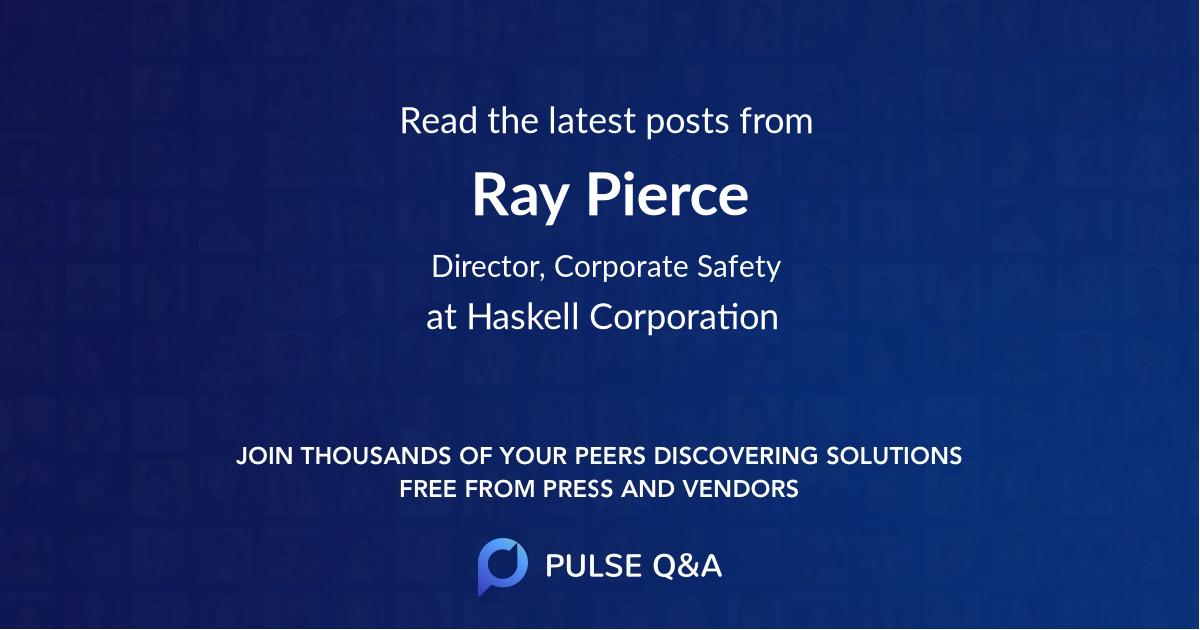 Ray Pierce