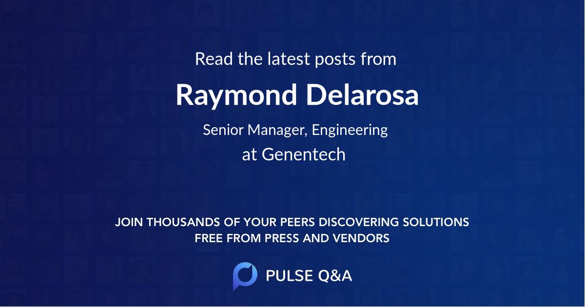 Raymond Delarosa