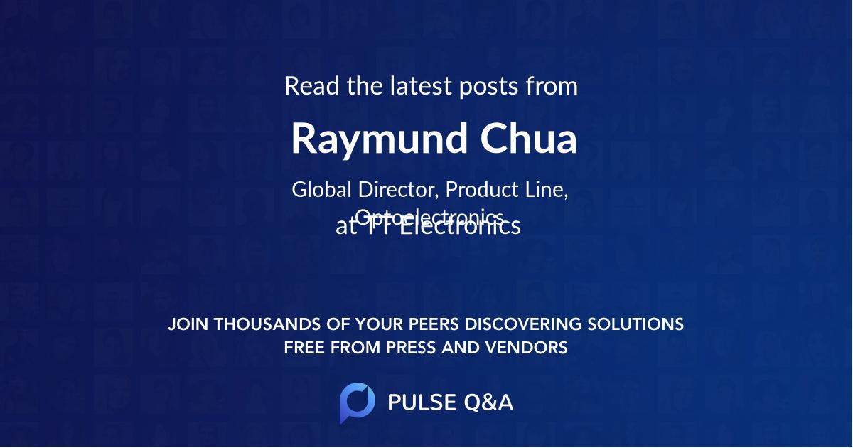 Raymund Chua