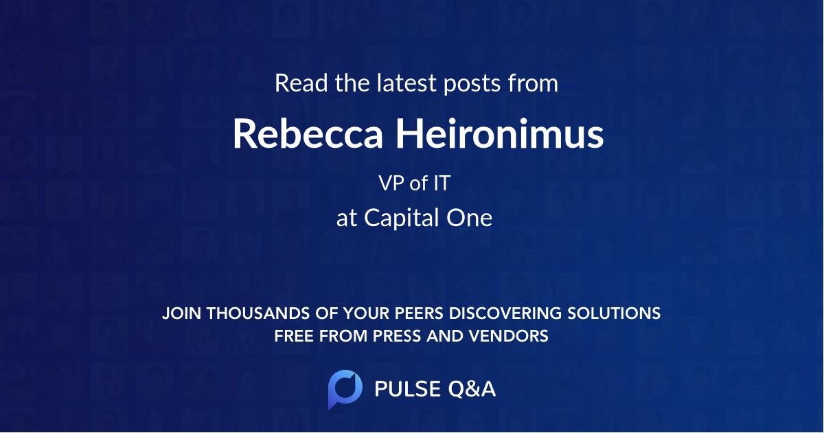 Rebecca Heironimus